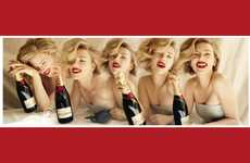 Iconic Blonde Bubbly Campaigns