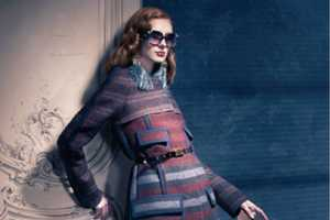 The Louis Vuitton Pre-Fall 2011 Campaign Loves Cool Colors