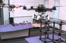 Autonomous Teamwork Robots