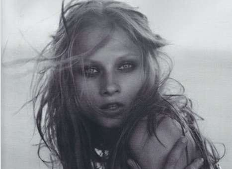 hazy peter lindbergh lookbooks