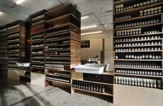 Minimalist Morgue-Like Interiors - The Aesop Tokyo Store Looks Cold and Creepy