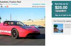 Personal Car Rental Apps