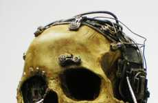 Steampunk Mask Fittings - The Techno Masks by Richard Symons are Freakishly Well-Made
