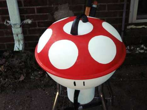 the Grilltendo