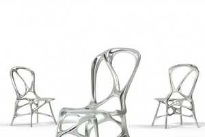 Peter Donders Creates Child Art Chairs