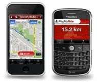 MapMyFitness iPhone App