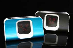 Prepare for the Weather With the Thermo Alarm Clock