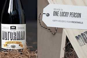 Motorman Chocolate Lager Comes With Its Own Set of Rules