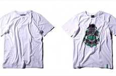 Superhero Clothing Lines - PHANTACi Releases the Green Hornet Capsule Collection