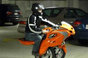 BPG Motors' UNO III Can Transform Itself into a Bike