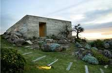 Luxurious Stone Hotels - Fasano Luxury Hotels Opens Las Piedras in Uruguay