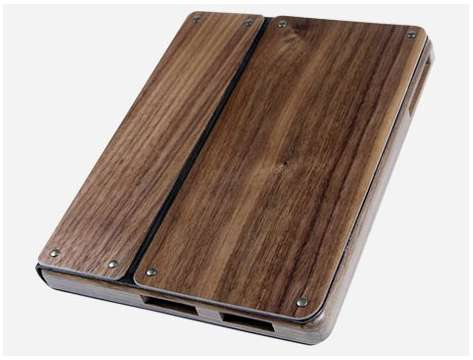 Sustainable Wooden iPad Cases