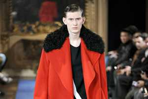 The Alexander McQueen Fall 2011 Collection has Dazzling Coats