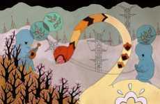 Giant Mutant Artworks - Talita Hoffmann Creates a Strange World of Hybrid Animals