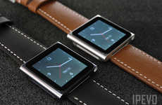 Luxe MP3 Watches