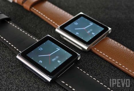 iPod Nano Wristwatch Strap
