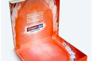 The Colgate Pizza Box is an In-the-Box Advertising Campaign