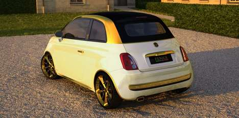Fenice Milan Gold and Diamonds Fiat