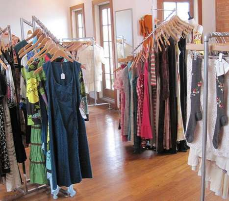 Complimentary Clothing Swaps - The 'Give + Take Swap Boutique' Lets You Shop for Free