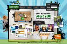 Tween-Only Websites - Whatswhat.me Launches a Kids-Only Social Network