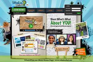 Whatswhat.me Launches a Kids-Only Social Network