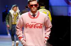 Retro-Branded Designer Wear