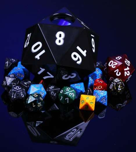 Magic d20 of Destiny
