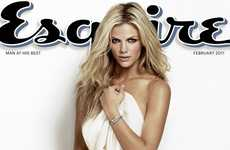 The Brooklyn Decker Esquire Cover Shoot Leaves You Hot and Bothered