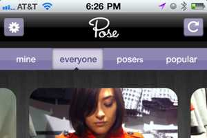 Strike a Pose & Share Your Shopping Sprees With the Pose iPhone App