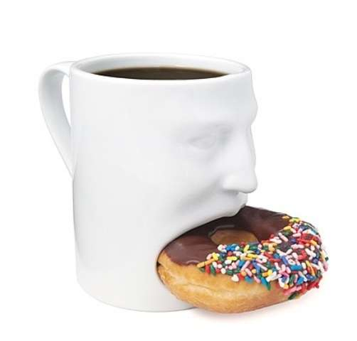 Big-Mouthed Coffee Cups