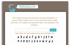 Social Media Dictionaries - Twittonary Helps You Communicate in the Tech World