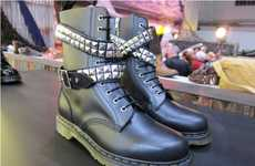 Dr. Martens and Izzue Toughen Up the 10 Hole Boot