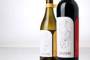 Dashe Cellars Has Adorable Packaging by Jenny Pan