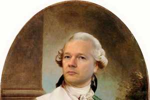 99design Searches for the Next Great Hair Style for Julian Assange