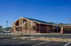Eco-Centric City Centers - This Town Centre in Yountville is a LEED Platinum Contender