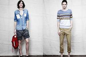 The Topman SS11 Collection Provides Easy, Breezy Style Options