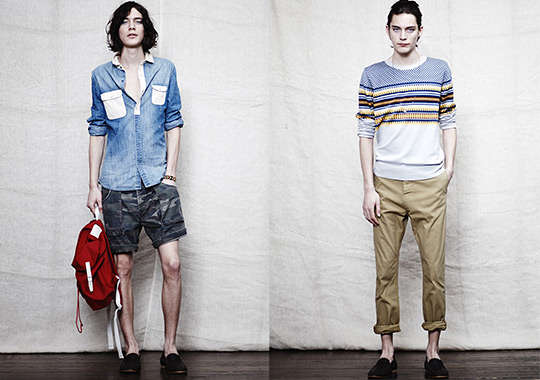 Resort-Ready Menswear