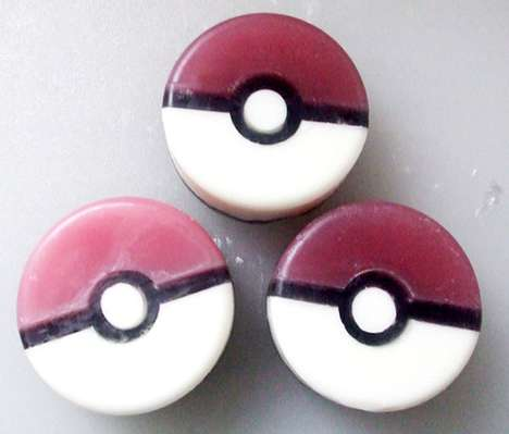 Pokemon Soap