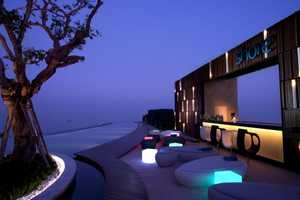 The Hilton Pattaya Hotel Reaches to the Ends of the Earth in Luxury