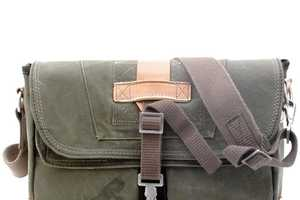 Save the Environment With the Peace4You Messenger Bag