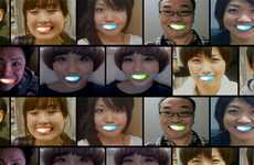 Japanese Craze for LED Smiles Continues With Laforet Harajuku Campaign