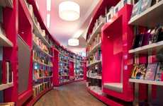 Hot Pink Retail Shops