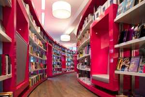 The Paagman Bookstore in the Hague Has a Dazzling Design