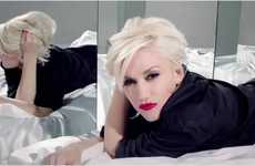 Rocker Chick Lip Colors - The Gwen Stefani L'Oreal Infalliable Le Rouge Ad is Dramatic