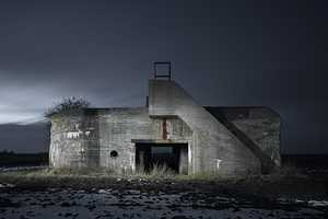 Jonathan Andrew Captures Abandoned Bunkers from WWII