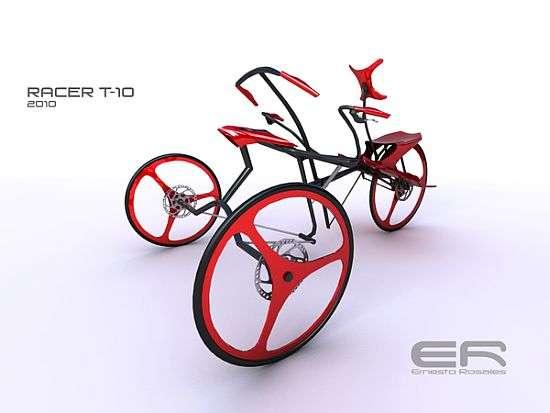 Dextrous Arm-Driven Bikes