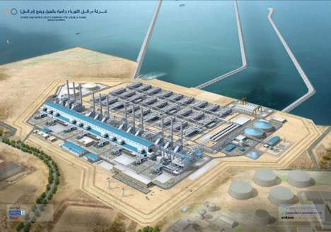 United Arab Emirates Solar Desalination