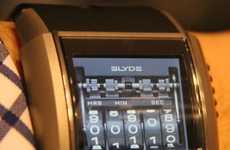 Sleek Luxurious MP3 Timepieces
