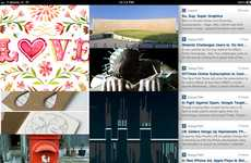 Inspirational iPad Apps - The DesignScene App Gives You the Latest Updates of the Designer World