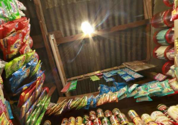 Recyclable Solar Lamps